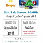 Torneo de Reyes - Open Pool