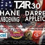 Shane van Boening - Darren Appleton