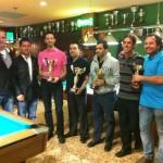 Podio II Open de Ibiza