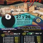 XI Open Internacional de Zafra