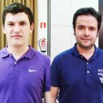 Ganadores segunda prueba TourEspaña