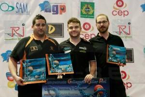 Campeón Gallego 1º Categoría