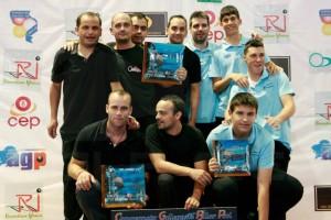 Campeón Equipos 3º División