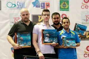 Campeones Individual 2º Categoría A