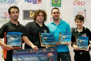 Campeones Individual 3º Categoría