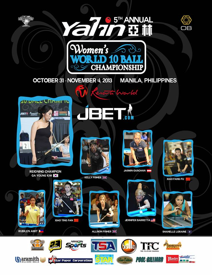 women world 10ball championship