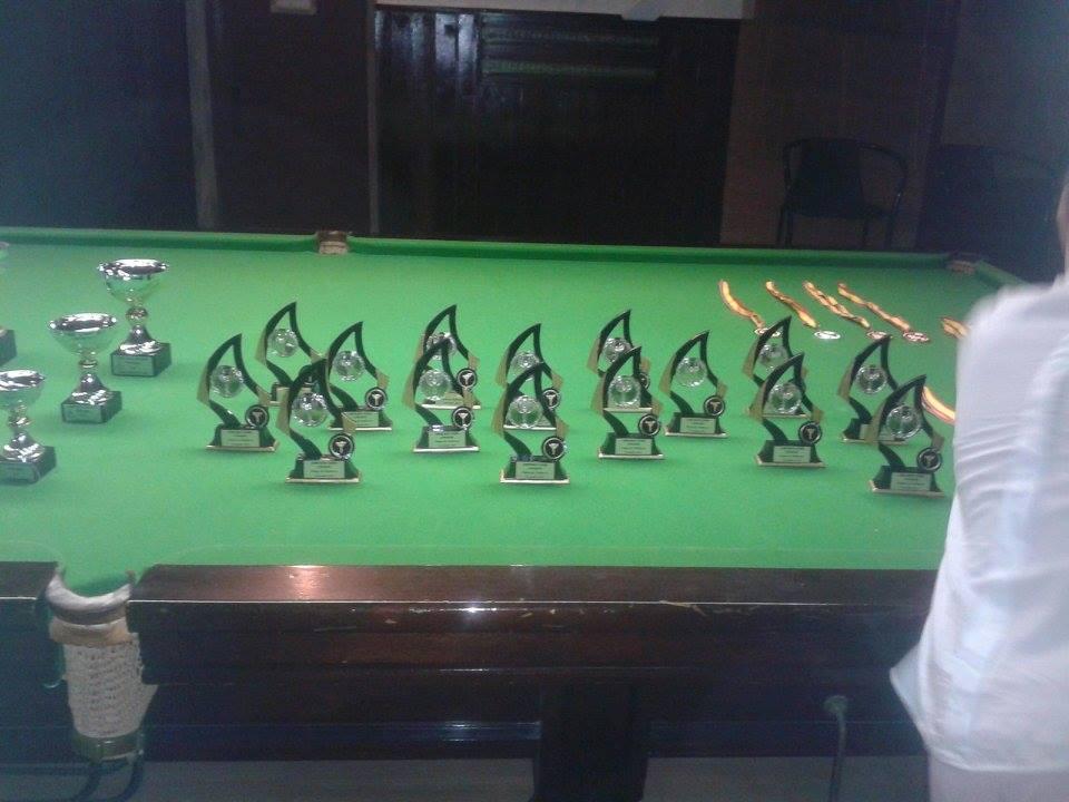 Trofeos Campeonato de España Femenino