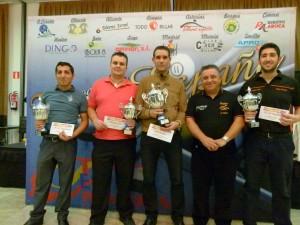 Clasificados segunda categoria TourEspaña