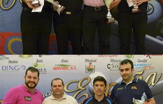 Campeones TourEspana 2015