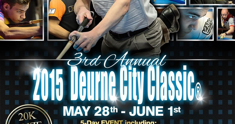 Deurne City Classic 2015