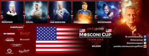 mosconi cup - american team