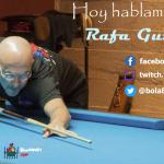 Hoy hablamos con … Rafael Guzmán