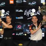 Joshua Filler y Ana Gradisnik campeones del Euro-Tour de Austria
